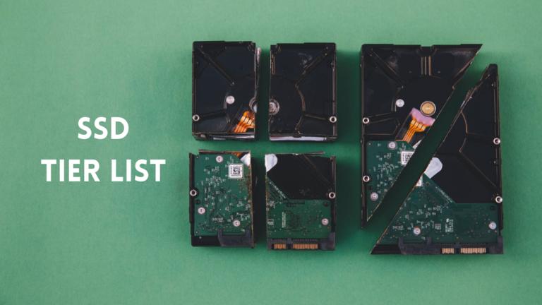 SSD Tier List